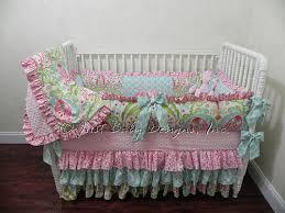 baby crib bedding set karen baby by babybedding on zibbet
