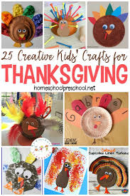 25 of the best creative thanksgiving crafts for preschoolers