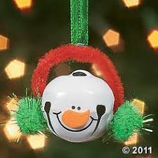 jingle bell snowmen magnets with real buttons jaunty fabric