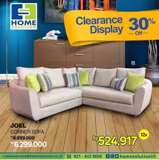 clearance display sale 30 at home solution gotomalls
