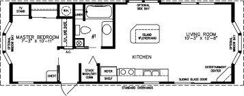 1 bedroom trailer one bedroom trailer plans home plans ideas