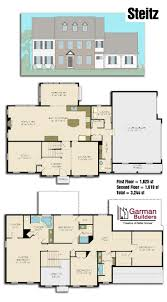 143 best floor plans images on pinterest floor plans home plans the steitz modern farmhouse floor plan by garman builders first floor 1 625 sf