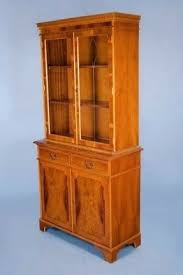 Bookcases With Glass Shelves Bookcase Cherry Wood Bookcases Glass Doors Wooden Bookcase With
