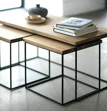 crate and barrel nesting tables crate and barrel frame coffee table coffee table crate and barrel