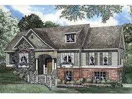 split level house plans baskin farm split level home plan 055d 0450 house plans and more