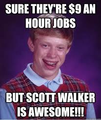 Walker Meme - 13 hilarious scott walker memes that will help you cope with his