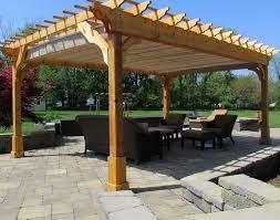 building a freestanding patio cover u2013 outdoor ideas