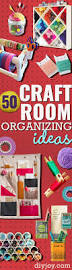 1494 best sewing room decorating ideas images on pinterest craft 50 clever craft room organization ideas