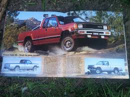 Dodge Ram 90 - the carchive the 1990 dodge ram 50 hooniverse