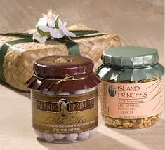 popcorn gift baskets island princess gift basket of hawaii s favorite gourmet chocolate