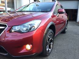 venetian red subaru crosstrek used subaru xv i se county down