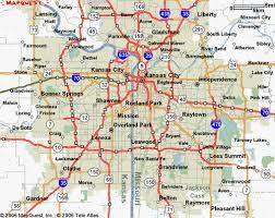 kansas city metro map homes in kansas city