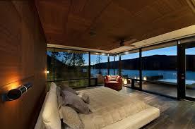 Lakeside Home Decor Stunning Lakeside Home Blends Infinity Pool With Lake And Sky