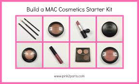 mac makeup starter kit beginners