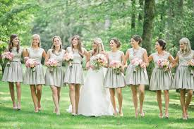 taupe bridesmaid dresses archives southern weddings