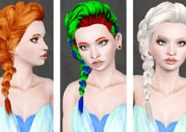 sims 3 custom content hair the sims 3 custom content female hair downloads sayings