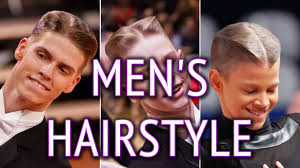 short ballroom hair cuts men s hairstyle for dancesport competition how to make youtube