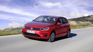 will the 2018 vw polo look like this