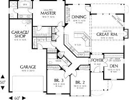 3 Bedroom Floor Plans With Garage 273 Best Floor Plans Images On Pinterest Floor Plans Real