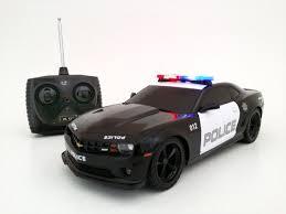 police camaro amazon com xstreet camaro police 1 18 rtr electric rc car toys