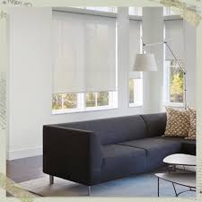hunter douglas blinds living room contemporary with roller toronto
