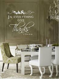 Quotes For Dining Room by 22 Best Christian Vinyl Wall Decal Images On Pinterest Vinyl
