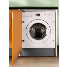 beko integrated 7kg washing machine wmi71641 ao com