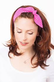retro headbands 31 best tie up headbands images on headbands bandanas