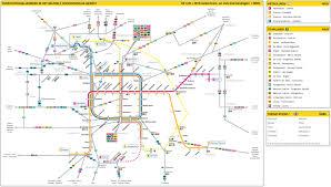map brussels brussels tram map