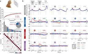 demixed principal component analysis of neural population data elife