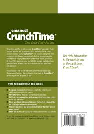 emanuel law outlines vs crunchtime cu boulder essay prompt