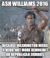 Evil Dead Meme - ash williams imgflip