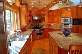 Kitchens With Track Lighting by Furniture Schuler Cabinets With Exciting Amerock For Traditional