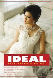 wedding dress surabaya ideal hair salon bridal