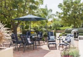 Outdoor Garden Furniture Detroit 11 Piece Garden Furniture Set Summer Outdoor Garden
