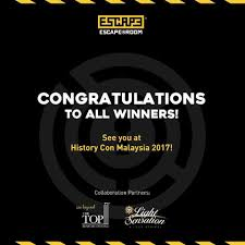escape room malaysia u0027s first real escape game home facebook