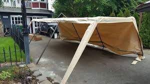 Carport Canopy Costco Mill Creek Haunted Hollow Chronicle