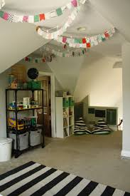 Cool Attic Cool Child Home Playroom In Attic Interior Design Integrate Strong