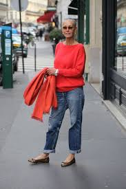 red hair for over 50 how to wear jeans women over 50 designers outfits collection