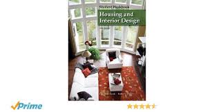 Amazoncom Housing And Interior Design Workbook - Housing and interior design