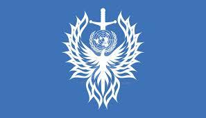 Battle Flag Sci Fi Battle Flag Of The United Earth Alliance By Leovinas On
