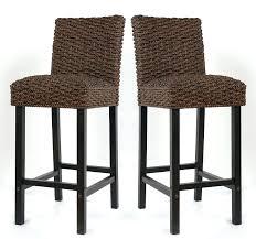 Kitchen Furniture Australia 2 Braided Bar Water Hyacinth Bar Stools For Kitchen Design Water