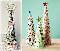Christmas Decorations With White Paper by Pop Culture And Fashion Magic Original Christmas Trees Ideas