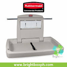 Rubbermaid Changing Table Rubbermaid Baby Changing Station Bath Room Metro Manila