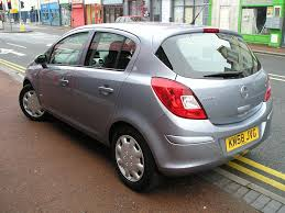 vauxhall corsa 1 2 club a c 16v 5dr manual for sale in ellesmere