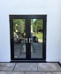Pvcu Patio Doors Spraying Upvc Patio Doors