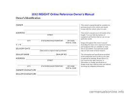 honda odyssey owners manual honda insight 2011 2 g owners manual