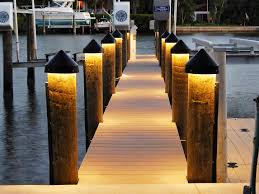 solar led dock lights gallery visual exles of commercial lighting options synergy