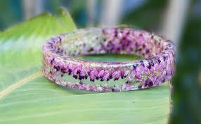 handmade flower bracelet images Flowers frozen in time are tucked inside these beautiful handmade jpg