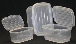 amazon com food storage containers set nested attached lids